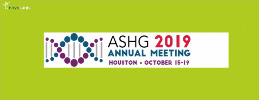 ASHG 2019