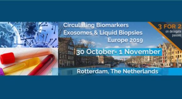 Circulating Biomarkers, Exosomes & Liquid Biopsy Europe 2019