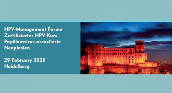HPV-Management forum