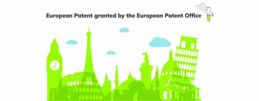 European patent granted for Colli-Pee