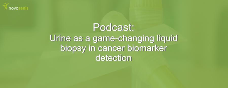 Podcast: cancer biomarker detection