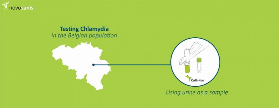 First-void urine to detect Chlamydia prevalence in the Belgian population